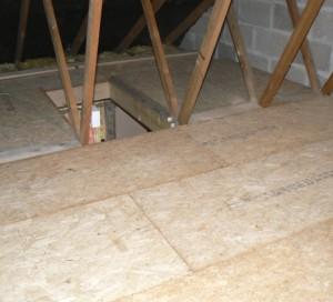 Strong Attic Flooring